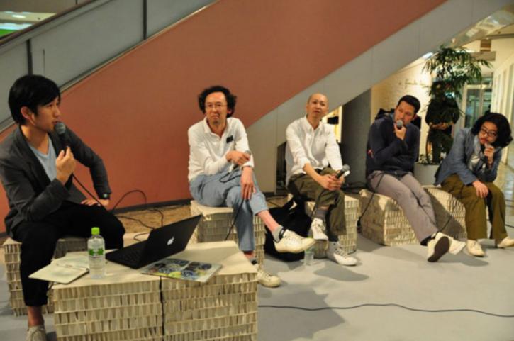 デザインイベントの現在 / DESIGNING2010 / OPENING TALK EVENT / モデレーター / IMS / 2010.04.21.