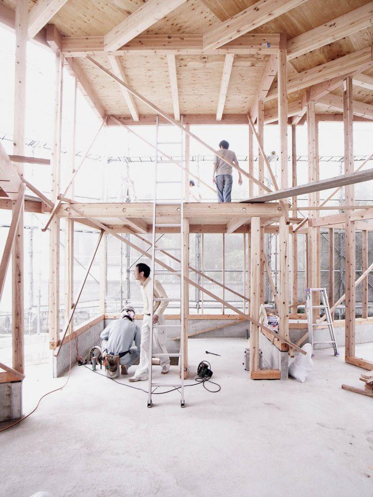 飯塚の住宅|上棟式