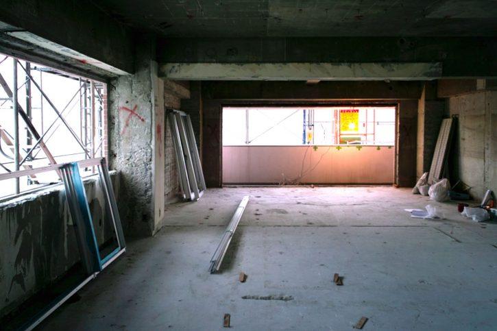 高宮グリーンハイツ|解体工事