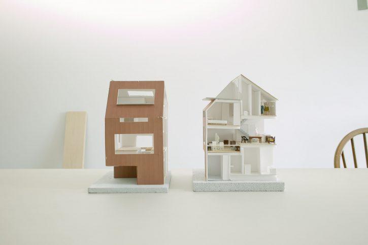 千歳町の住宅|実施設計