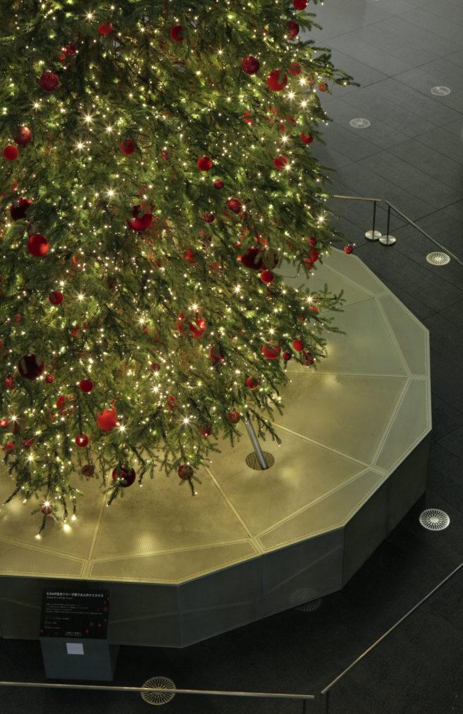 六本木ヒルズ ウェストウォーク クリスマス・デコレーション 2020