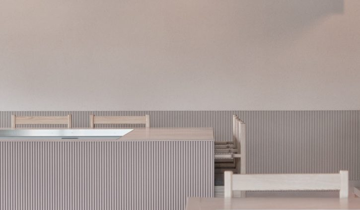 Chef's Table Laboratory|家具搬入