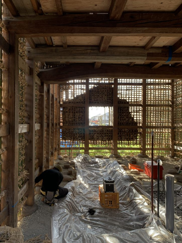 八女|伝統的建造物保存|蔵
